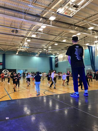 HDI Summer Dance Camp, UK
