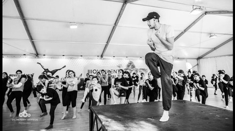 Movement Dance Festival, Israel