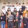 아시아계 고등 학교 학생들 SF 한인회관에서 봉사활동