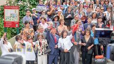 샌프란시스코 '위안부 기림비'는 여성 인권과 평등의 아이콘