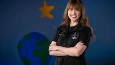 세계 최초 민간 우주여행 시대를 여는 Inspiration4  두 번째 탑승자 선정