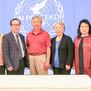 UN피스코 SF지부 임원진 올해 첫 대면 회의
