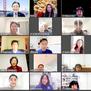SF주니어 평통 주최, 중국 칭다오 유스평통과 첫 친선 회의