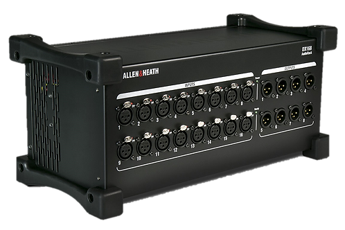 Stage Box DX-168 Allen&Heath