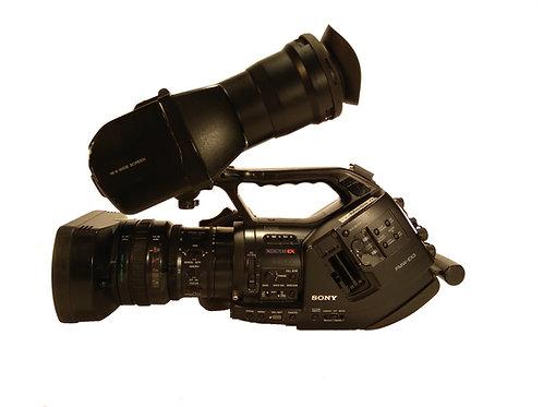 Camera Video Sony EX 3