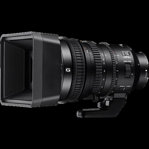 Sony PZ 18-110 mm F4