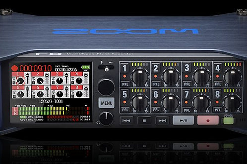 Mixer Zoom F8