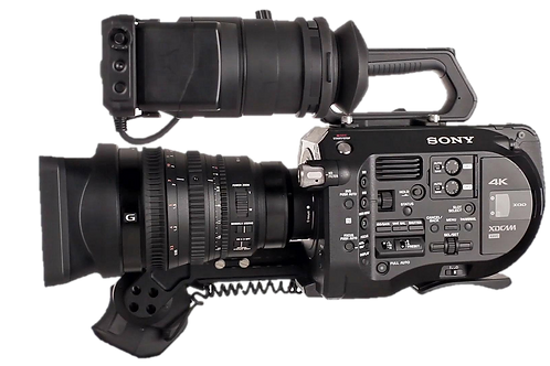 Inchiriere Camera Video Sony FS7