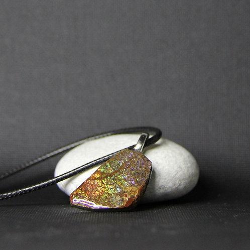 Ammolite Gemstone #16