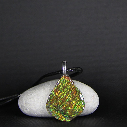 Ammolite Gemstone #12