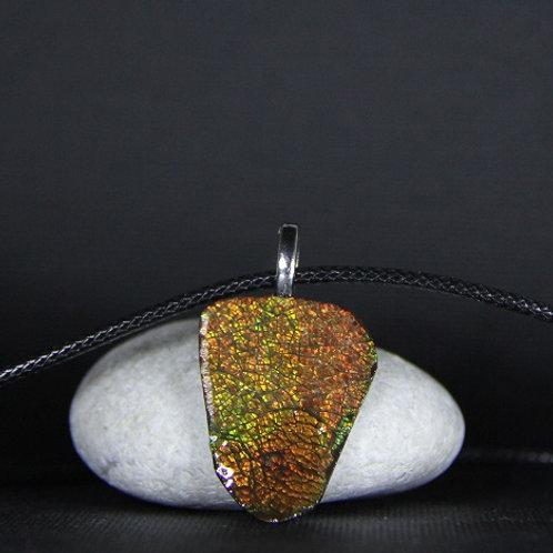 Ammolite Gemstone #22
