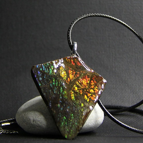 Ammolite Gemstone #13