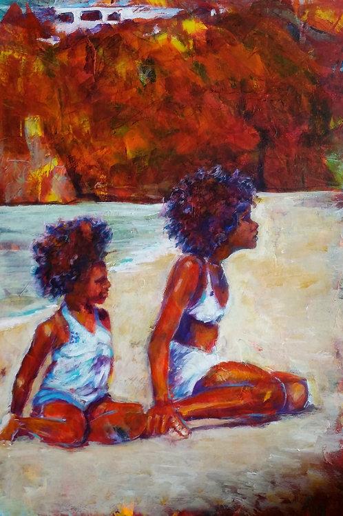 Bequia Beach Babies