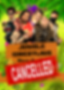 Affiche Jungle Wrestling 2020 cancelled