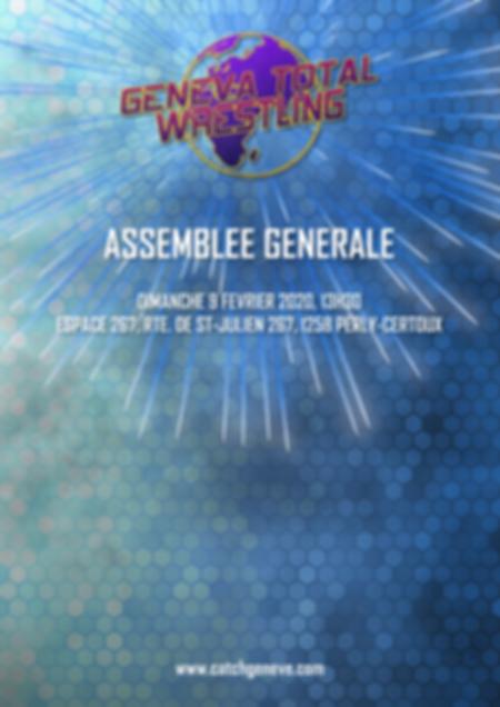 Geneva Toal Wrstling - AG 2020