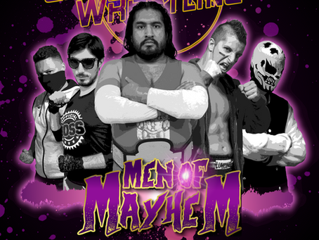 Men of Mayhem, le chaos jusqu'au bout!