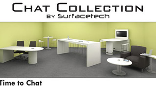 Chat Collection offered by Indoff Office Furniture