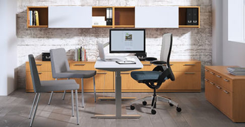 Hon Launches New Line Concinnity Indoff Office Furniture And