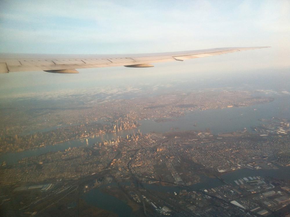 Photo à New York par Ronald Bannon