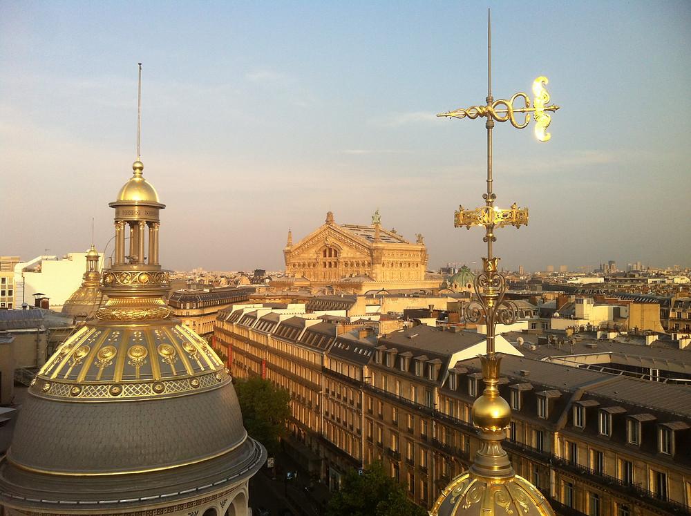 Photo prise à Paris par Ronald Bannon