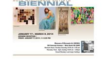 Wisconsin Artists Biennial @ Museum of Wisconsin Art