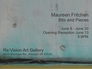 Solo Exhibit at Re:Vision Gallery