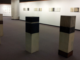 Solo Exhibit @ Robert T. Wright Community Gallery of Art