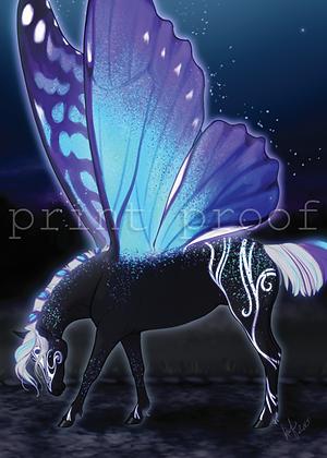 Fantasy Horse Artwork