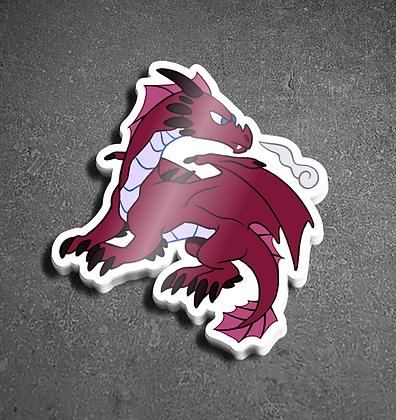 Dragon & Unicorn Stickers