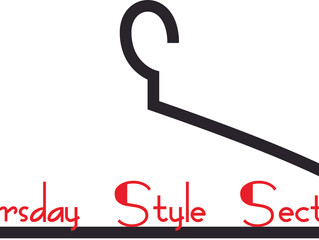 Introducing: Thursday Style Section