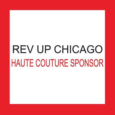 Haute Couture Sponsor