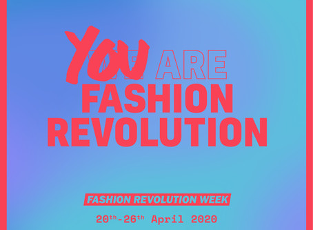 Fashion Revolution 2020