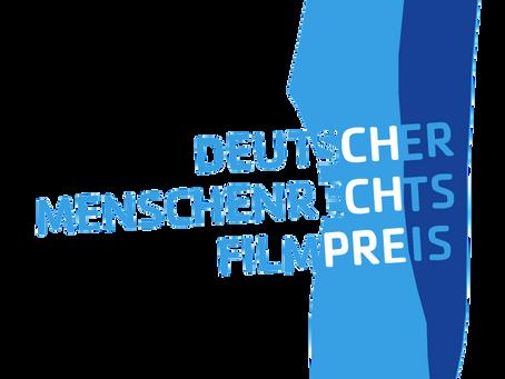 DEUTSCHKURS ist nominiert für den Deutschen Menschenrechts-Filmpreis 2020!