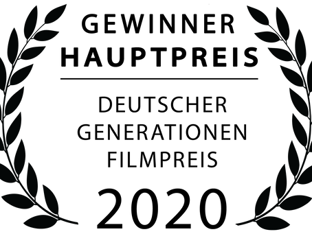 Begründung für den Deutschen Generationenfilmpreis 2020