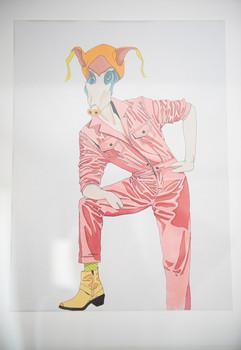 Gris Bowie