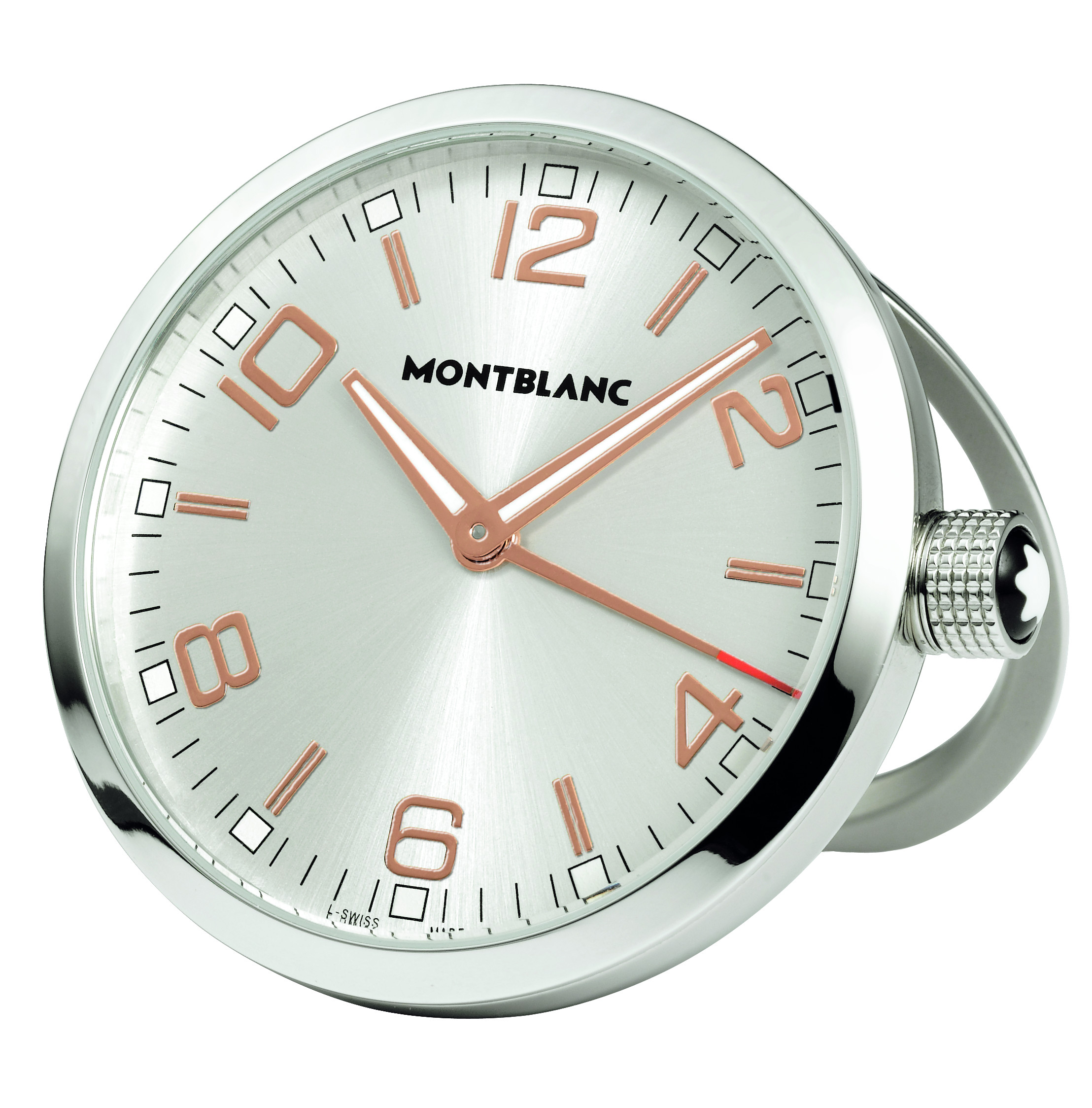 Montblanc Travel Timepieces Timewalker Alarm 105814