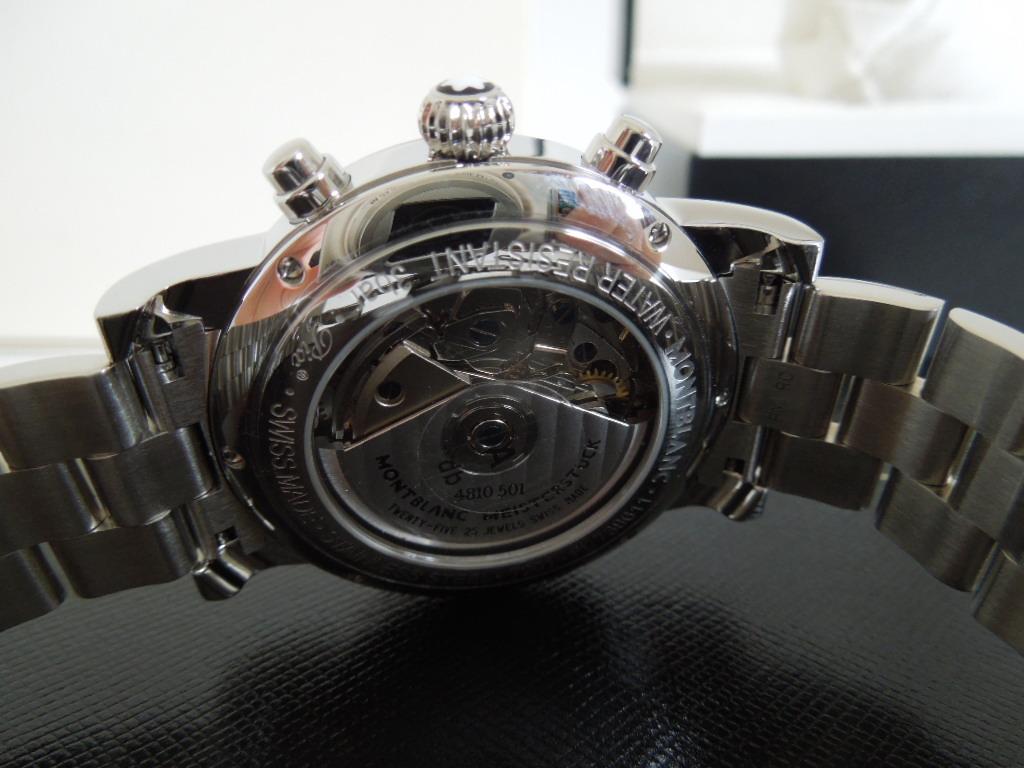 MontBlanc Staronografo Automatico 106468 2