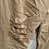 Thumbnail: Sparkle ripped plus size magic trouser