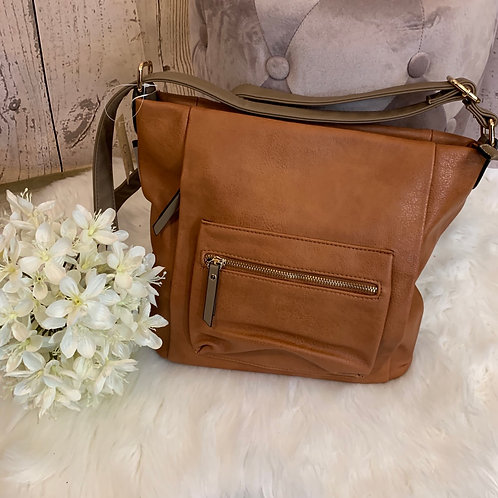 Over the body square bag