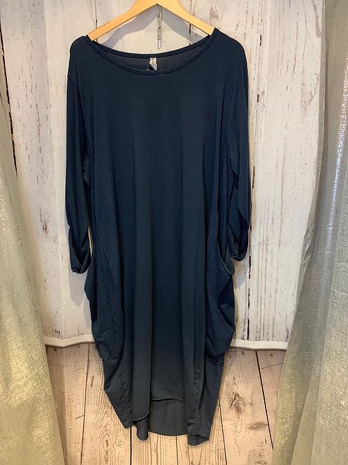 Double pocket dress
