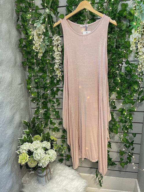 Magic dress fushcia pink