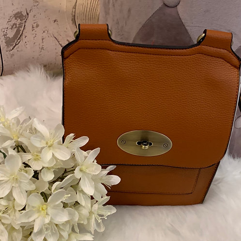 Over the body small satchel