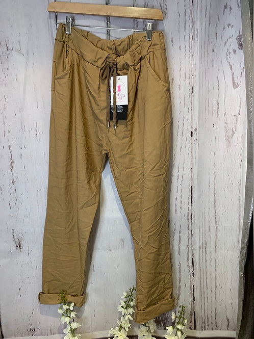 Plus size magic trousers