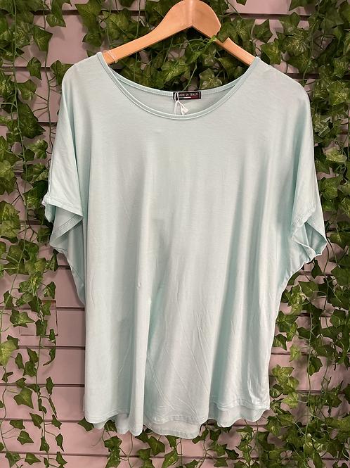 Mint basic t shirt