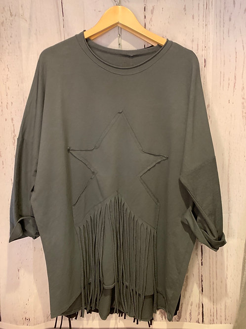 Tassel star top