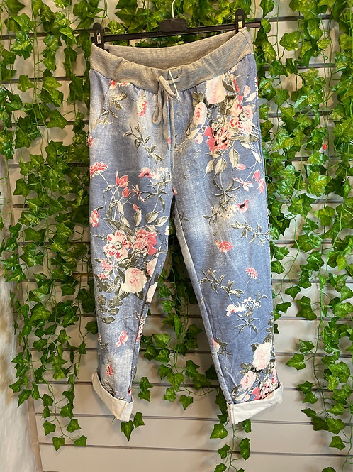 Flower joggers light