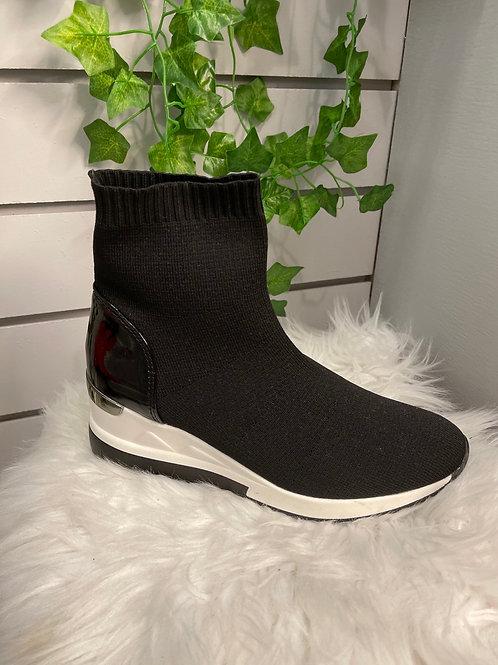 Wedge sock boot
