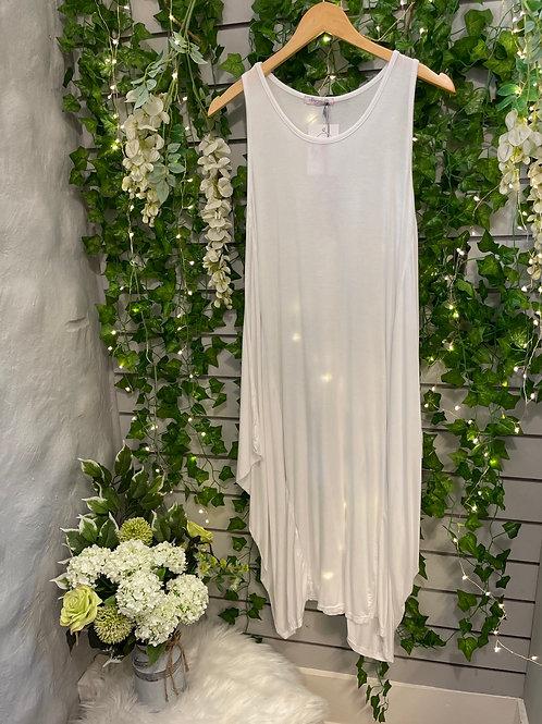Magic dress white