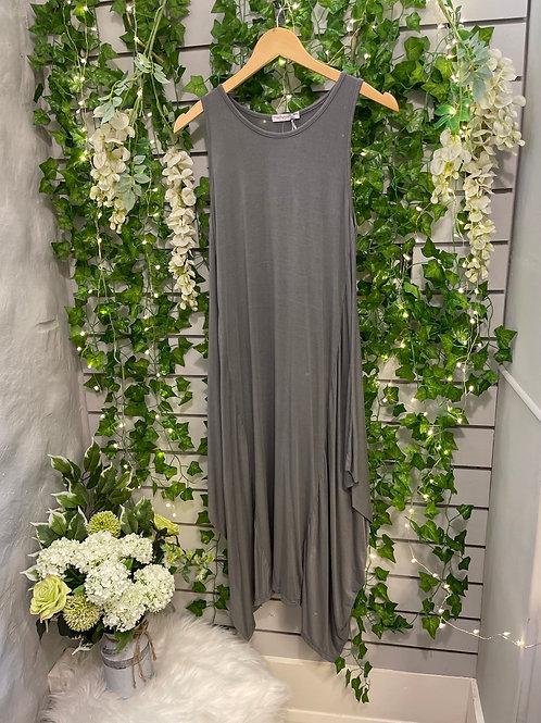 Magic dress grey