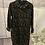 Thumbnail: Leopard print knitted jumper dress